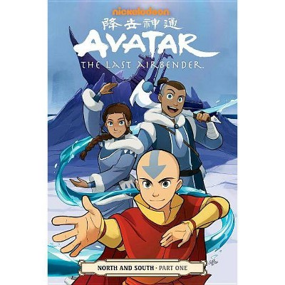 Avatar: The Last Airbender--North and South Part One - (Avatar: The Last Airbender: North and South) (Paperback)