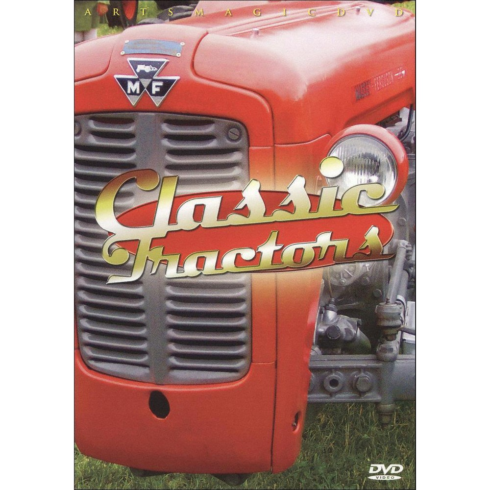 Classic Tractors (Dvd), Movies