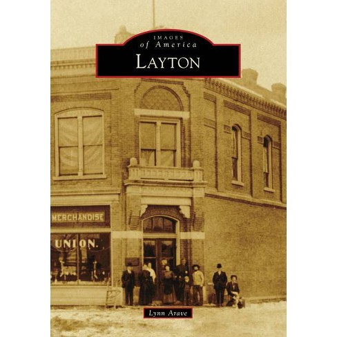 Layton - by  Lynn Arave (Paperback) - image 1 of 1