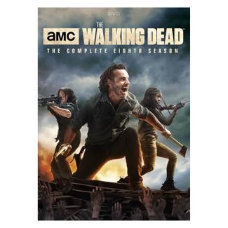 The Walking Dead: Season 8 (DVD)
