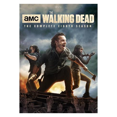 The Walking Dead  Season 8 (DVD)   Target c877b9db45ae2