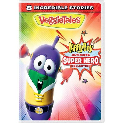 Veggie Tales: Larryboy Ultimate Super Hero Collection (DVD)(2019)