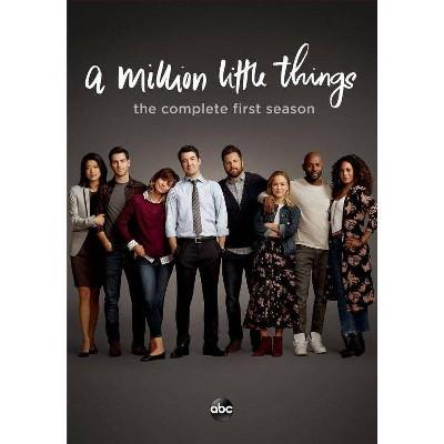 A Million Little Things Season 1 (DVD)