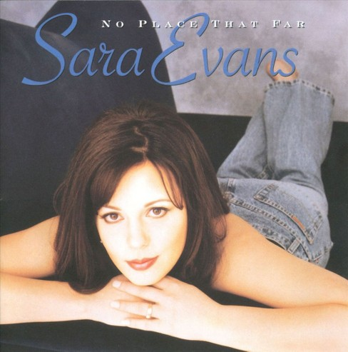 Sara evans - No place that far (CD) - image 1 of 1