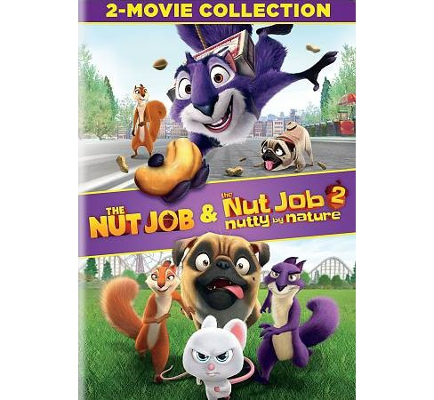 Nut Job & The Nut Job 2 (DVD) - image 1 of 1