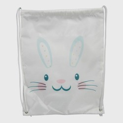 Easter Drawstring Bag with Bunny Face - Spritz™