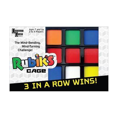 Rubik's Cage Game