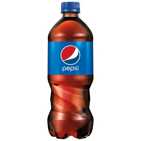 Pepsi Cola - 20 fl oz Bottle - image 1 of 6