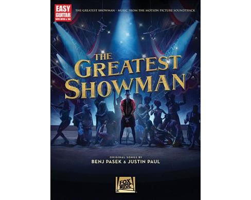 Greatest Showman : Music from the Motion Picture Soundtrack -  (Paperback) - image 1 of 1