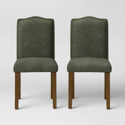 Camelot Nailhead Dining Chair - Threshold™