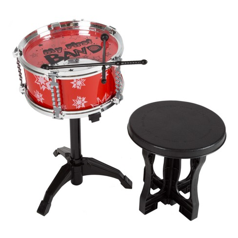 Hey Play Toddlers Kids Toy Drum Set 7pc Target