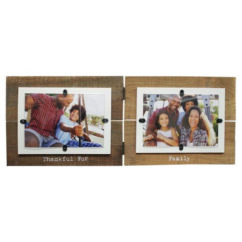 "Multiple Image Frame (4""X6"") White - image 1 of 1"