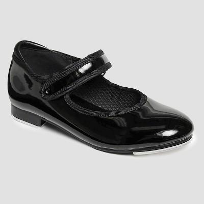 Freestyle by Danskin Girls' Dance Shoes - Black