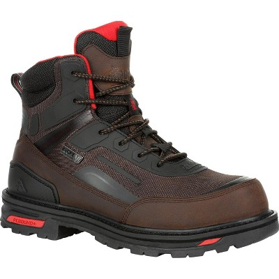 Men's Rocky RXT Composite Toe Waterproof Work Boot