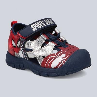 Toddler Boys' Marvel Spider-Man Sandals - Blue