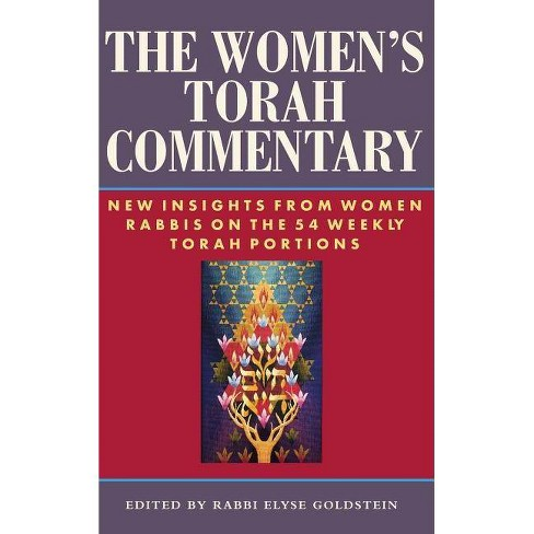 The Women's Torah Commentary - (Hardcover) - image 1 of 1