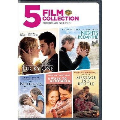 Nicholas Sparks 5 Film Favorites (DVD)