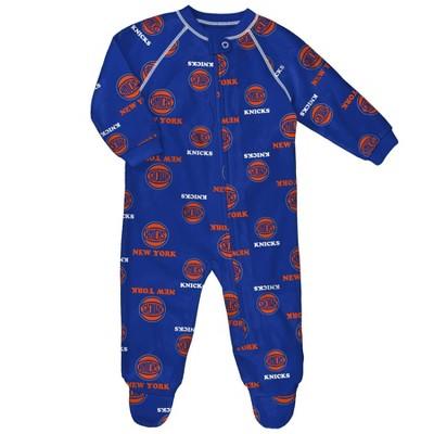 NBA New York Knicks Baby Boys' Sleeper