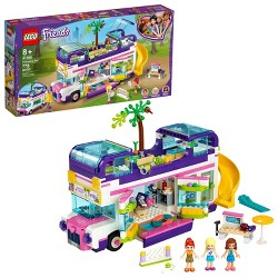 LEGO Friends Friendship Bus 41395 LEGO Playhouse Building Kit