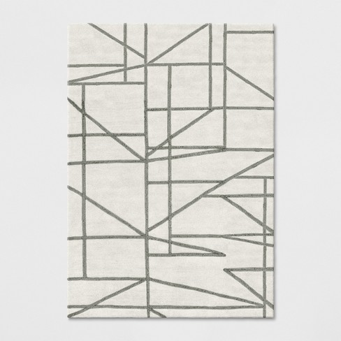 Geometric Tufted Rug - Project 62™ - image 1 of 3