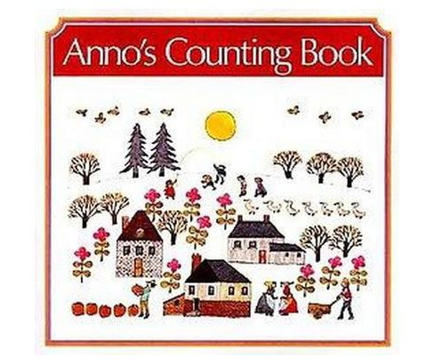 Anno's Counting Book (Hardcover) (Mitsumasa Anno) - image 1 of 1