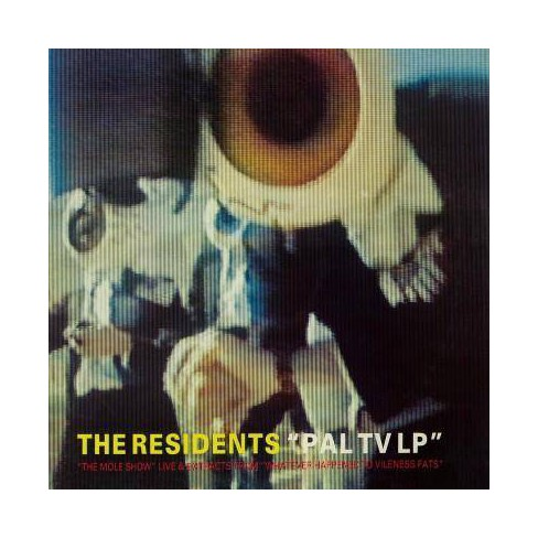 Residents - Pal TV LP (CD) - image 1 of 1