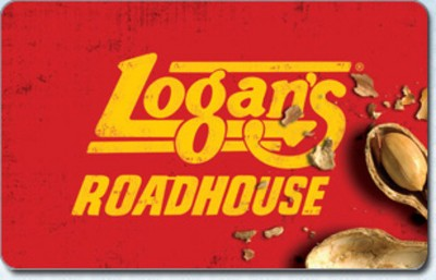 Logan's Roadhouse $25 (Email Delivery)