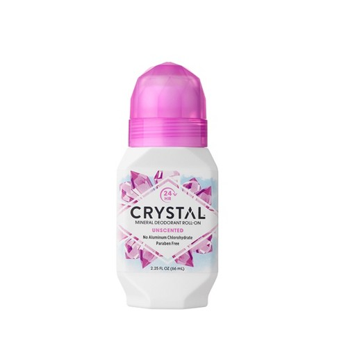 Crystal 24hr Unscented Deodorant Roll-On -  2.25 fl oz - image 1 of 1