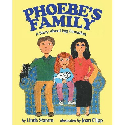 Phoebe's Family - by  Linda Stamm (Paperback)