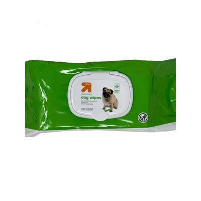 Deodorizing Dog Wipes - 100ct - up & up™