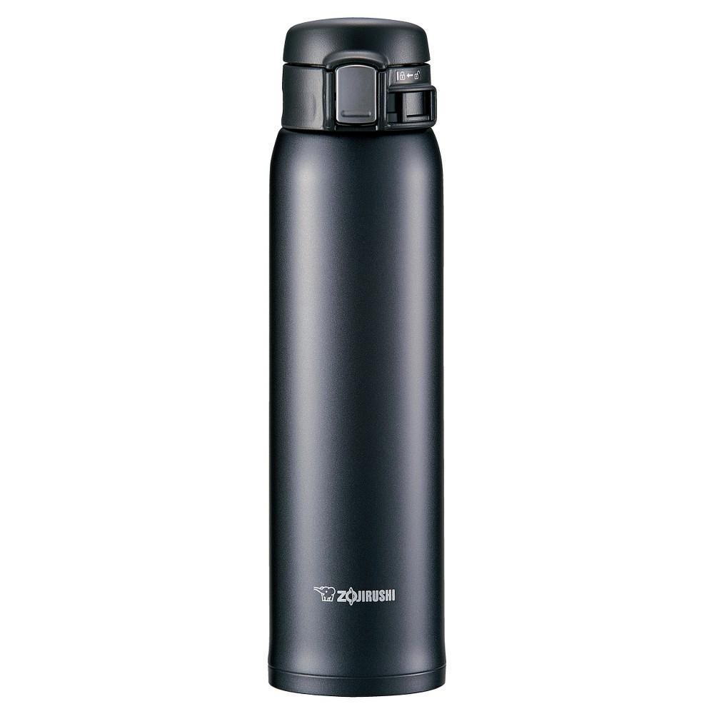 Zojirushi 20oz Stainless Steel Vacuum Bottle with Nonstick Interior - Slate Blue, Slate Gray