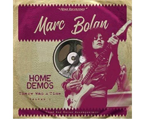 Marc Bolan - There Was A Time:Home Demos Vol 1 (Vinyl) - image 1 of 1