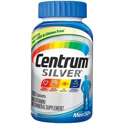 Multivitamins: Centrum Silver Men