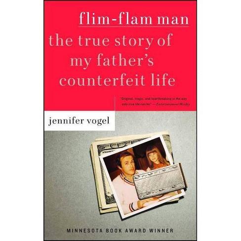 Flim-Flam Man - by  Jennifer Vogel (Paperback) - image 1 of 1