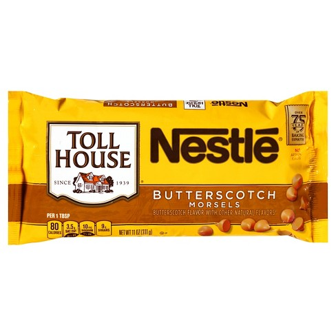 Nestle® Toll House® Butterscotch Morsels - 11oz - image 1 of 4