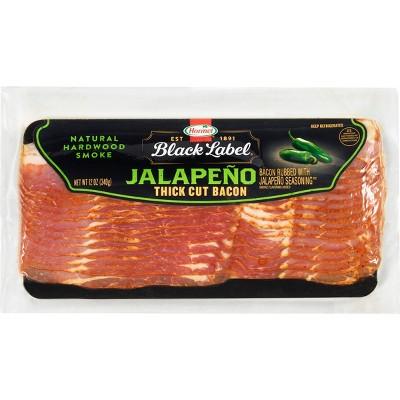 Black Label Jalapeno Bacon - 12oz