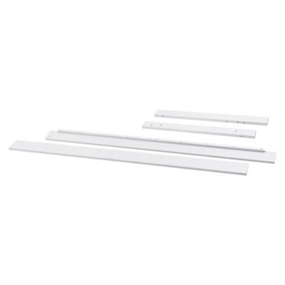 DaVinci Twin Size Conversion Kit for Charlie Mini Combo - White