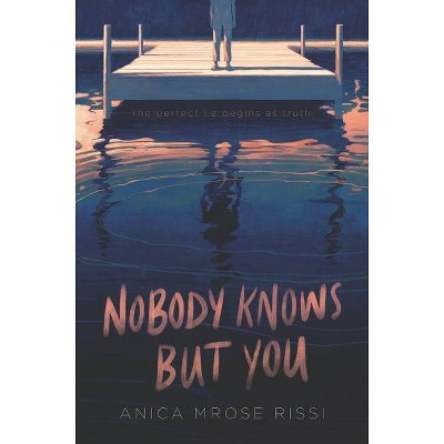 Nobody Knows But You - by Anica Mrose Rissi (Hardcover)