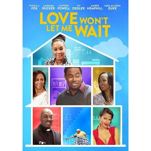 Love Won't Let Me Wait (DVD) - image 1 of 1