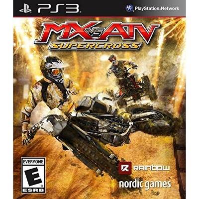 Mx vs. ATV: Supercross - PlayStation 3