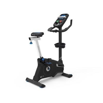 Nautilus U618 Upright Exercise Bike - Black