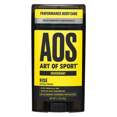 Art of Sport Rise Men's Deodorant - 2.7oz