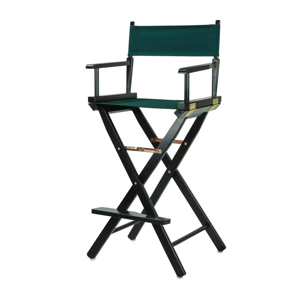 Bar Height Director 39 S Chair 45 Hunter Green