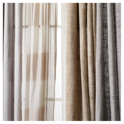 Textured Neutrals Window Covering Collection - Threshold™