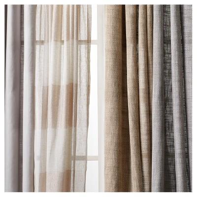 Room Essentials Light Blocking Curtain Panel