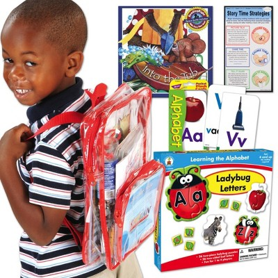 Kaplan Early Learning Co. Transition to Kindergarten: Reading Kit