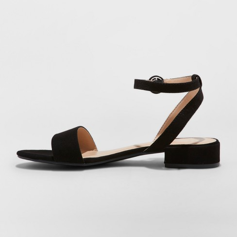 5e185aa1a1a Women s Winona Ankle Strap Sandal - A New Day™   Target