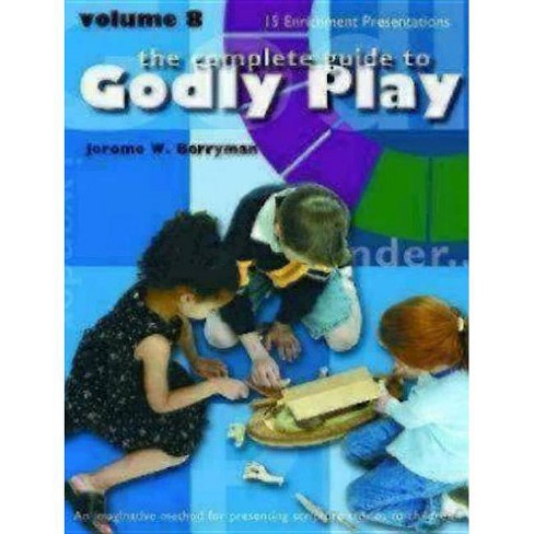 Godly Play Volume 8 - (Godly Play (Paperback)) by  Jerome W Berryman (Paperback) - image 1 of 1