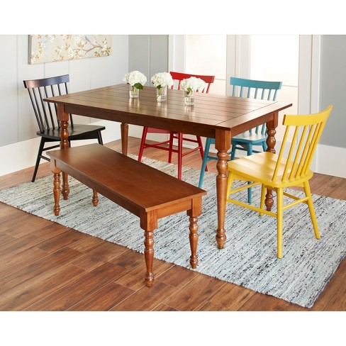 View Photos Play ThresholdTM Windsor Dining Chair Set