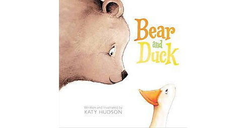 Bear and Duck (School And Library) (Katy Hudson) - image 1 of 1